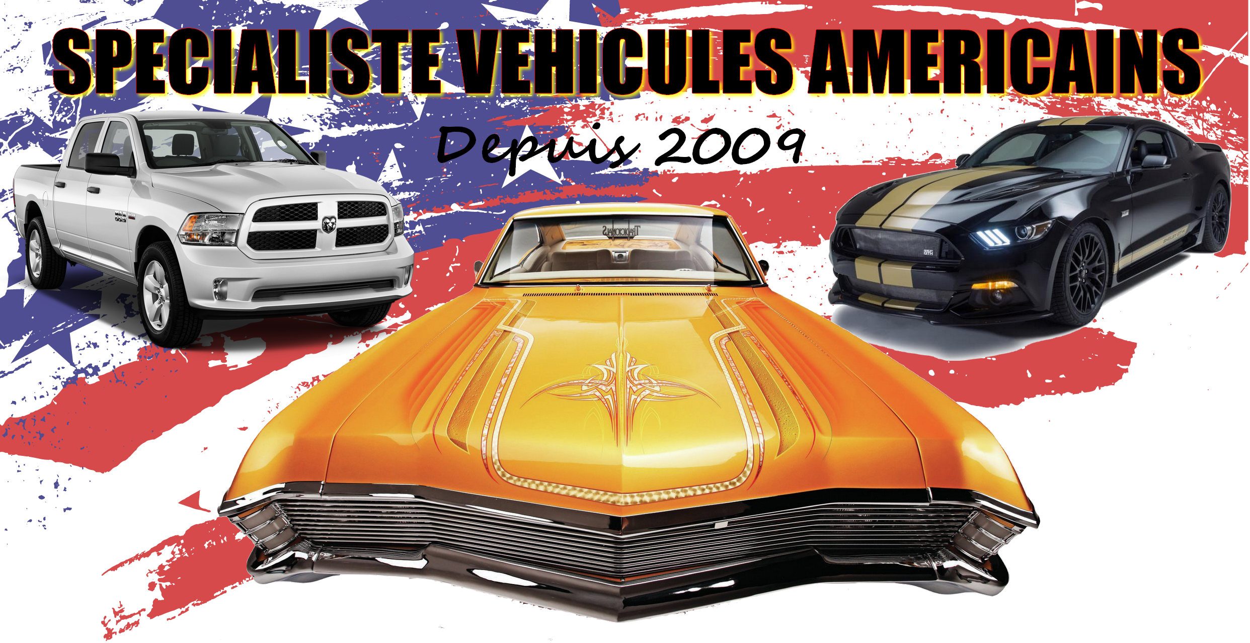 Street garage sp cialiste voitures americaines for Garage chevrolet luxembourg